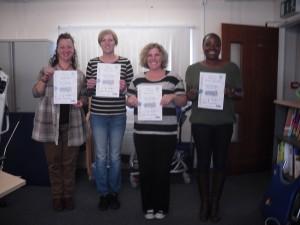 Newbury School Course 8-12 Oct 2012