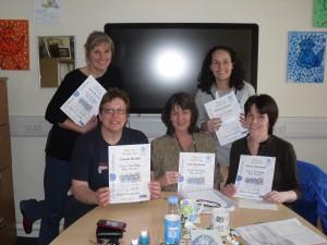 Woodlands School Course April 2012